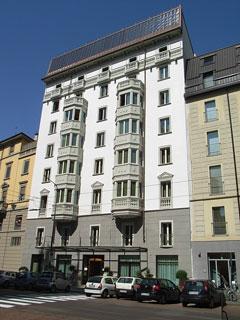 Realizzazioni cral serramenti for Hotel marconi milano